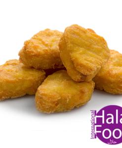 nuggets halal de pollo