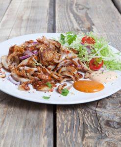 Kebab Loncheado
