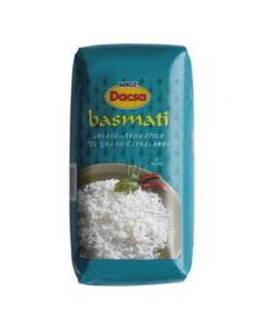Típico arroz basmati