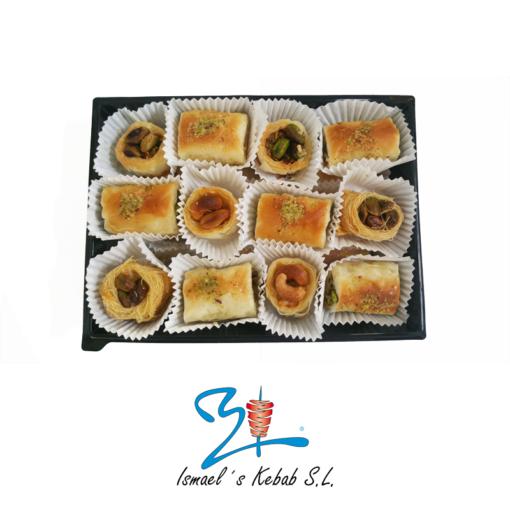 comprar dulces árabes artesanos