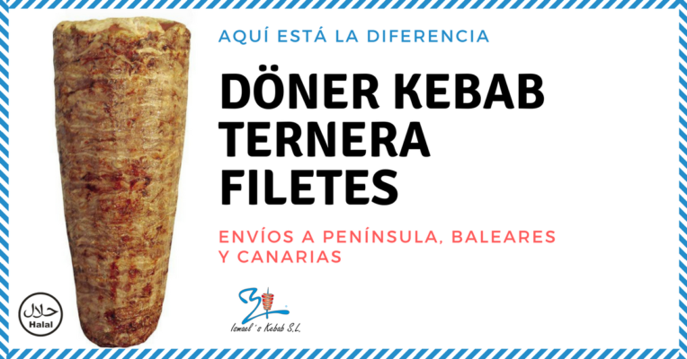döner kebab ternera filetes