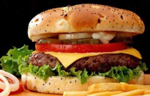 hamburguesa de ternera halal