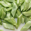 Judias verdes congeladas