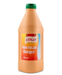 salsa american burger
