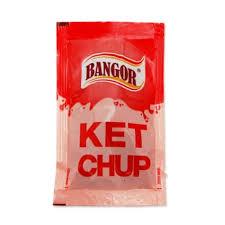 sobres ketchup