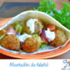 montadito de falafel