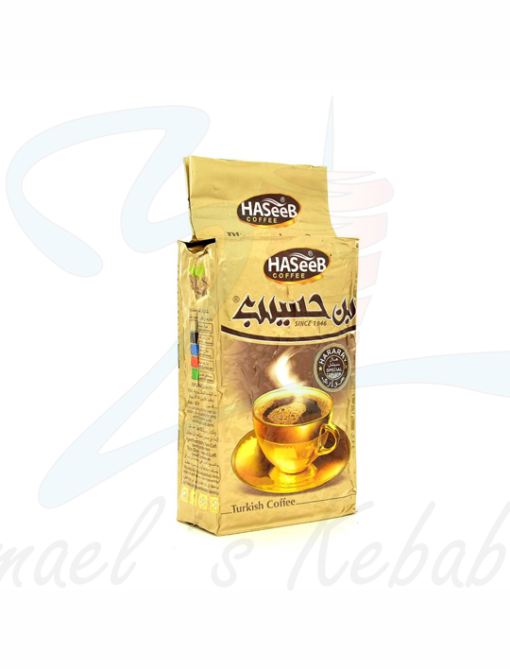 café haseeb gold