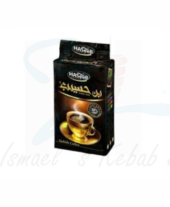café haseeb negro