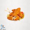 Solomillo de pollo crujiente - 1 kg