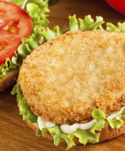 hamburguesa cornflakes