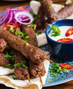Adana kebab halal - 700 gr