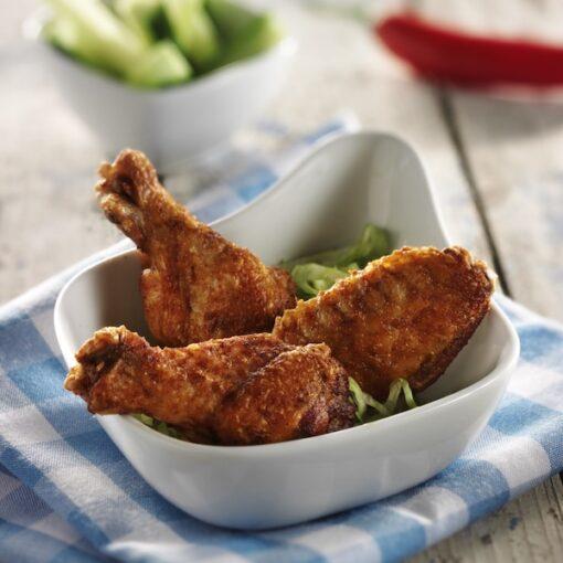 Alitas de pollo picante 800 gr
