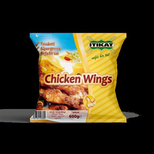 alitas de pollo 600 gr