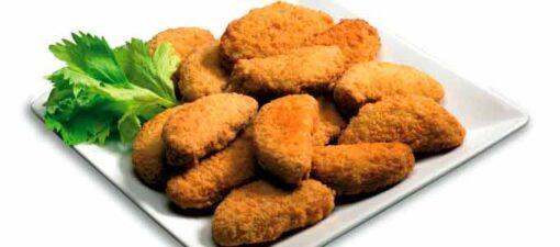 delicias de pollo empanadas - 1 kg