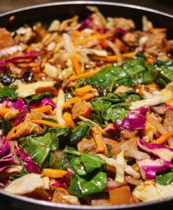 Especias para saltear verduras 500 gr