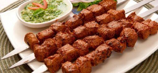 pincho kofte halal