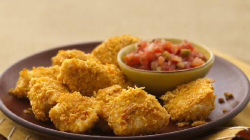 nuggets de pollo tempura