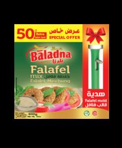 Falafel con molde - Baladna