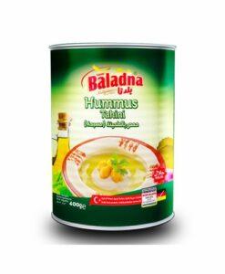 Hummus con tahini - Baladna