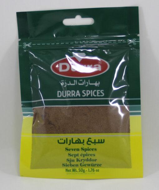 7 Especias Mix Al Durra